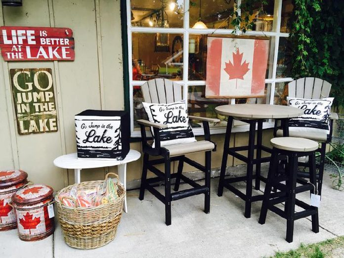 Lockside Trading Company, which is celebrating its 30th anniversary in Young's Point this year, is opening a second location in Haliburton on July 29th. (Photo: Lockside Trading Company / Facebook)