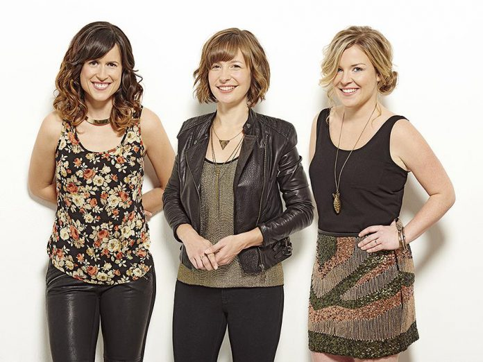 Headline performers and Juno-award winner, The Good Lovelies, will perform at the festival's opening night garden party on Friday, August 18. (Photo: The Good Lovelies)
