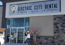 Dr. Koren Bennetts and Dr. Verona Sulja, formerly with Cornerstone Family Dentistry, are opening their new dental practice Electric City Dental in September 2017. (Photo: Electric City Dental)