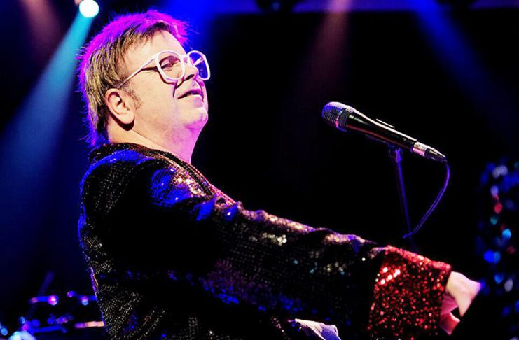 Ron Camilleri performs the hits of Elton John in his acclaimed tribute band Elton Rohn, which performs a free concert at Peterborough Musicfest on Saturday, July 19. (Publicity photo)