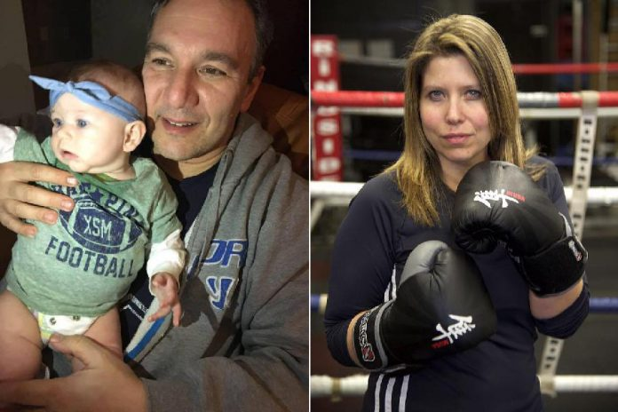 George Eliadis was a Deputy Commender of Toronto Emergency Medical Services and Shari Keys-Williams was a member of the Durham Boxing Academy. (Photo: George Eliadis and Shari Keys-Williams / Facebook)