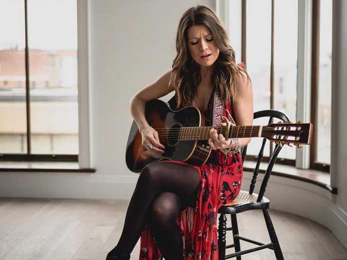 Peterborough native Kate Suhr is a singer-songwriter who has also achieved success in Toronto in musical theatre. She will open for Ruth B at Peterborough Musicfest on July 12. (Photo: Brian Reid)