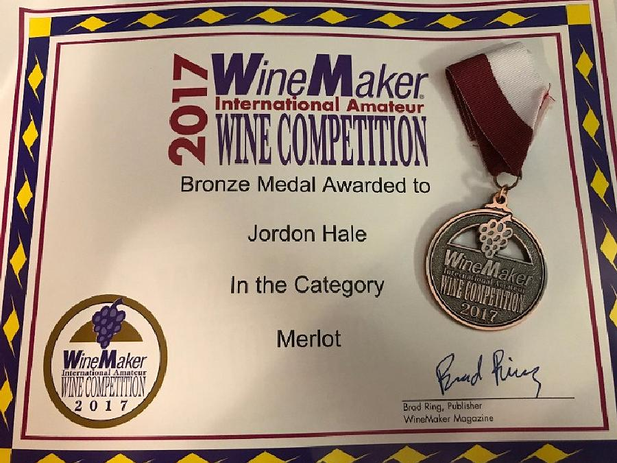 You can make this same award-winning Merlot varietal during July at a special sale price. (Photo: Jewel Just Fine Wines)