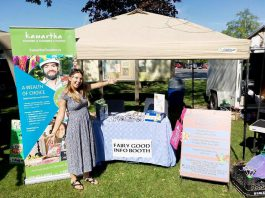 You can visit the Kawartha Chamber of Commerce & Tourism at various community events this summer, including the Ennismore Shamrock Festival, the Lakefield Sidewalk Sale, and Rock the Locks.