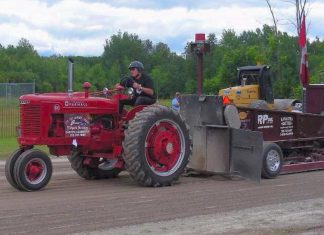The Ennismore Shamrock Festival on July 21st to 23rd features the Truck and Tractor Pull on Sunday afternoon at the Ennismore Community Centre.