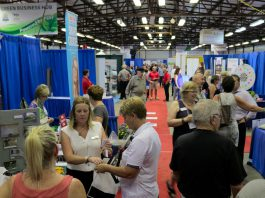 Organized by the Greater Peterborough Chamber of Commerce, the 2017 Love Local Expo takes place on Wednesday, September 27th at the Morrow Building in Peterborough.