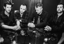 Our Lady Peace headlines Peterborough Musicfest with openers Coleman Hell and River Town Saints in a free ONtour concert on August 2. (Publicity photo)
