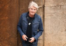 Tom Cochrane is performing a free concert with Red Rider at Peterborough Musicfest in Del Crary Park on Saturday, July 8. (Publicity photo)