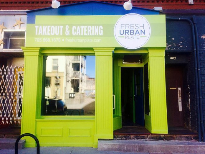 Fresh Urban Plate is located at 372 Water Street in downtown Peterborough. (Photo: Fresh Urban Plate)