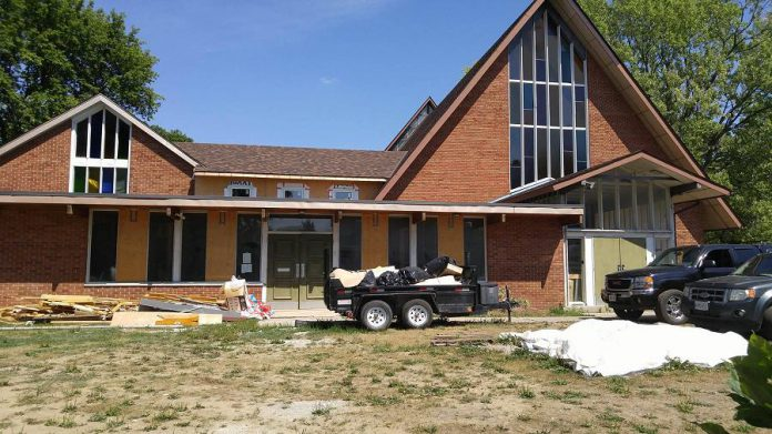Alternatives Community Program Services is seeking support for the Braidwood Neighborhood Project, renovating the former St. George's Church at the corner of Braidwood and Roger Neilson Drive to create a multipurpose fully accessible community space. (Photo: Alternatives Community Program Services)