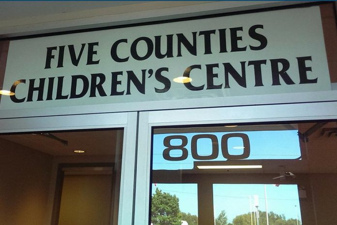 The new children's treatment centre at 800 Division St. in Cobourg was built with funding from the Government of Ontario. (Photo: Five Counties Children's Centre)