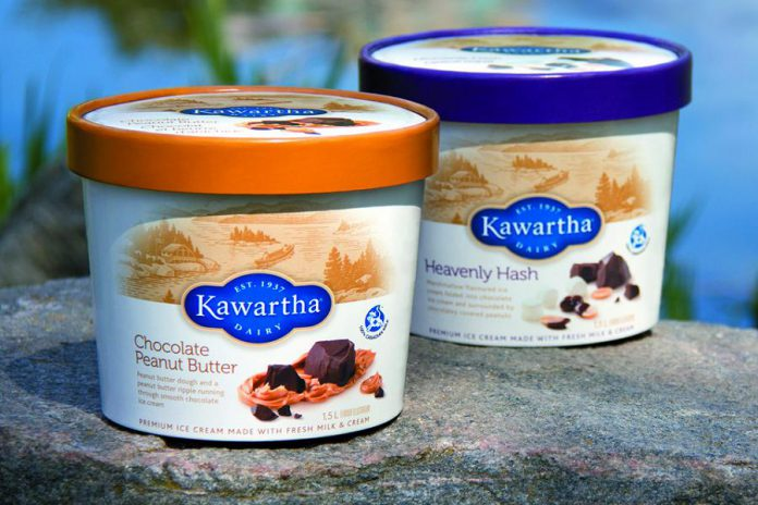 Kawartha Dairy is famous for its ice cream, but it also makes other dairy products and supplies a wide range of retailers, restaurants, and large grocery chain. It is building a new state-of-the-art refrigeration facility.