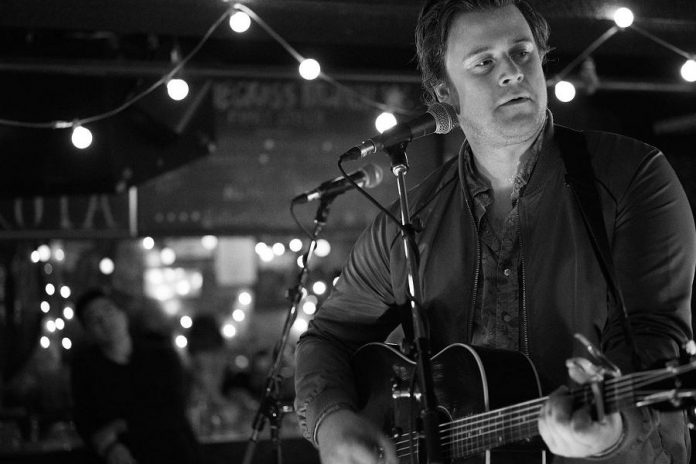 """Peterborough singer-songwriter Dylan Ireland, who released his debut solo album """"Every Other Night"""" in June, performs at the Cat & Fiddle in Cobourg on Friday, August 4. You can also catch Dylan next week at The Hootenanny on Hunter Street in Peterborough on Saturday, August 12. (Photo: Dylan Ireland / Facebook)"""