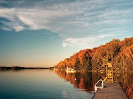 Nestled on the shores of Clear Lake, and with more than 185 acres of wetlands, woodlands and meadows, Camp Kawartha's Outdoor Education Centre and camp site (1010 Birchview Road, Douro-Dummer) is a natural for outdoor learning. (Photo: Camp Kawartha)