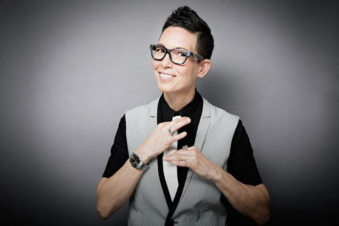 """As one of the many events during Peterborough Pride Week (September 15 to 24), award-winning queer comic Elvira Kurt will be performing her """"Homesexual Panic"""" stand-up show during the """"Act On It!"""" Pride Party presented by Mysterious Entity on Saturday, September 23 at 8 p.m. at Catalina's in downtown Peterborough. (Publicity photo)"""