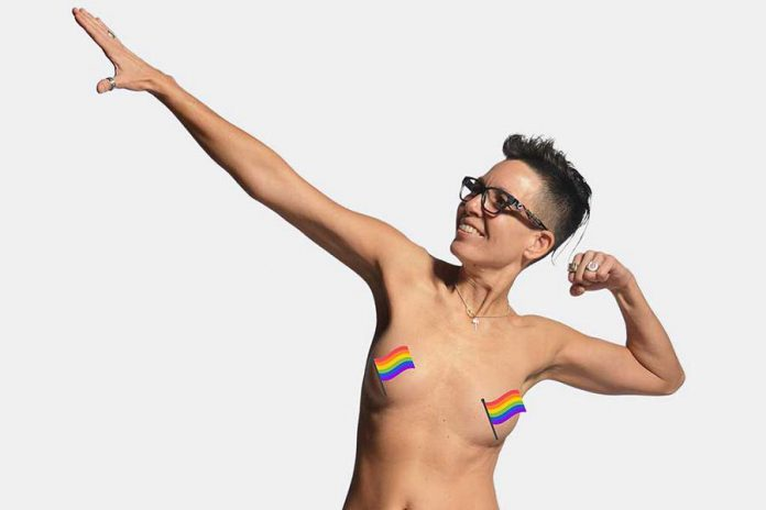 """Elivra Kurt originally performed """"Homesexual Panic"""" at Buddies in Bad Times Theatre in Toronto earlier this summer as part of Queer Pride 2017. (Publicity photo)"""