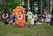 Celebrate Indigenous heritage at the annual Curve Lake Pow Wow takes place on September 16 and 17 at Lance Wood Park at Curve Lake First Nation.
