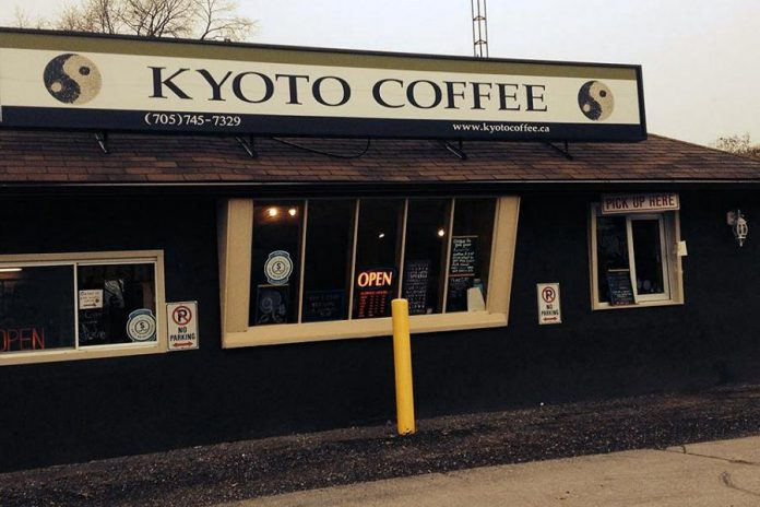Kyoto Coffee is named for the Kyoto Protocol. Their emphasis is on sustainably farmed coffee and waste free packaging. (Photo: Kyoto Coffee)