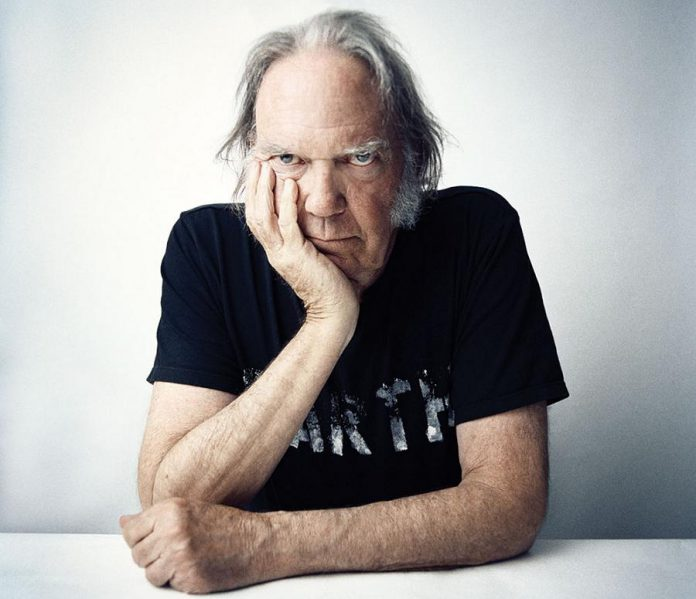 Neil Young. (Photo: Christopher Wahl)