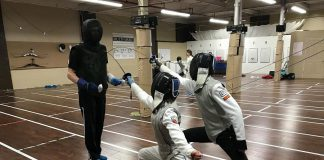 Peterborough Multi-Sport Club brings you inside the world of fencing and longsword fighting with programs for adults and youth. Fall registration is now open for all programs as well as an after-school athletic program for kids. (Photo: Peterborough Multi-Sport Club)