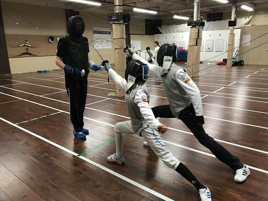 Learn To Sword Fight Like A Warrior At Peterborough Multi