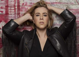 Now an international superstar, Millbrook-raised Serena Ryder is performing at Showplace Performance Centre in Peterborough on December 15, 2017. (Photo: Richard Sibbald)