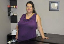 Since launching Sugar Me Right! Beauty Studio in 2011, owner Shannon Gray has seen her client base grow to more than 1,960 people. This past June, she moved into a larger location in downtown Peterborough. (Photo: Jeanne Pengelly / kawarthaNOW)