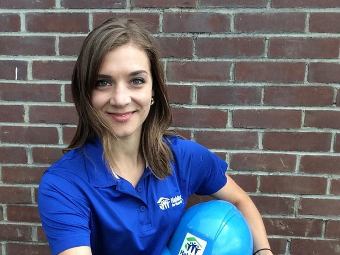 Emily Ferguson, Resource Development Manager, Habitat for Humanity Peterborough & Kawartha Region