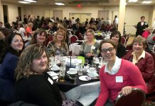 Members of the Women's Business Network of Peterborough (WBN), the preeminent networking organization for professional women in the Kawarthas, at a member meeting at the Holiday Inn Waterfront in Peterborough. We have everything you need to know about the WBN's 2017-18 season, which runs from September to June. (Photo: Women's Business Network of Peterborough)
