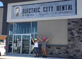 Dr. Koren Bennetts and Dr. Verona Sulja, formerly with Cornerstone Family Dentistry, are now accepting patients at Electric City Dental, located at 999 Lansdowne Street in Peterborough. (Photo: Electric City Dental)