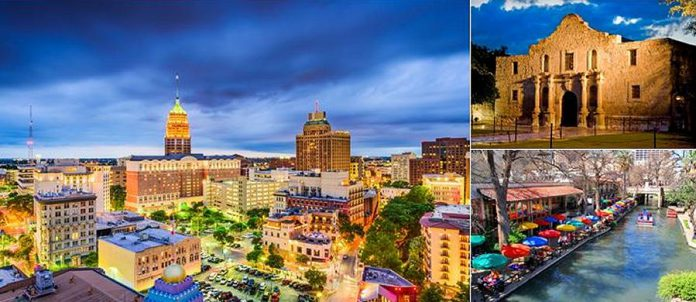 Historic San Antonio in Texas, which is celebrating its 300th anniversary in 2018, is one of the destinations you can fly to from the Peterborough Airport. (Photos: Carlson Wagonlit Travel)