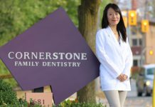 Dr. Anna Jo is the new owner of Cornerstone Family Dentistry in Peterborough. (Photo: Cornerstone Family Dentistry)