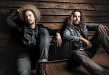 Thunder Bay folk-rockers Greenbank (Jim Breslin and Craig Smyth) perform at The Spill in downtown Peterborough on Wednesday, October 18. (Publicity photo)
