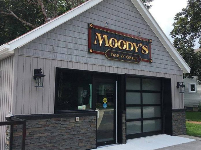 Moody's Bar and Grill just opened on Tupper Street in Millbrook, giving local residents a new late-night food option. (Photo: Moody's Bar and Grill)