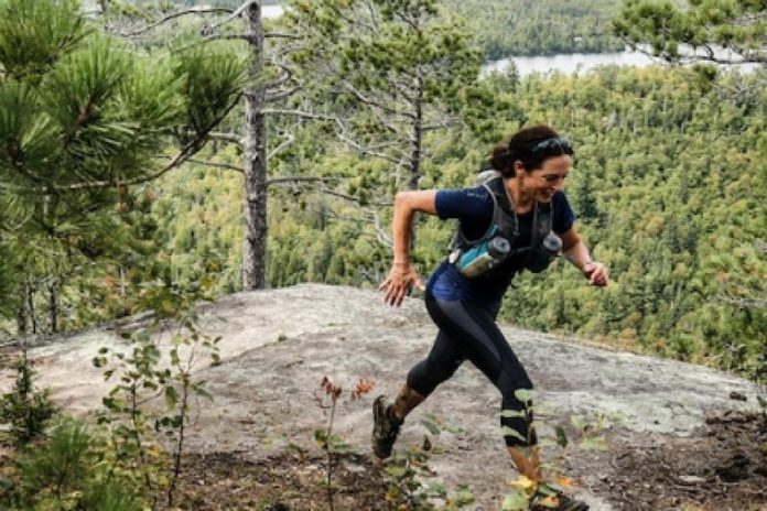 Ultramarathoner Mallory Richard, who currently lives in Winnipeg, only began trail running in 2012.