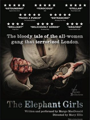 """The Elephant Girls"" has received rave reviews both here at home and in the UK. (Photo: Andrew Alexander)"