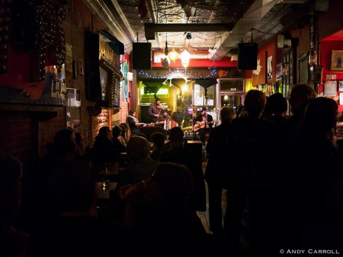 The Spill was an intimate and inclusive performance venue hosting arts and live music events almost daily, with a focus on independent artists and those launching their careers.  (Photo: Andy Carroll)