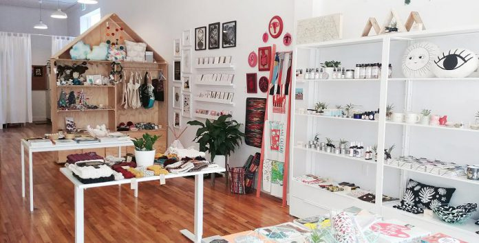Every nook and cranny of the store is filled with contemporary pieces and inspired vintage statement items. Some merchandise is also available to purchase on the Watson & Lou website. (Photo: Watson & Lou)