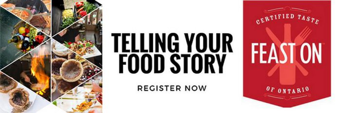 Telling Your Food Story