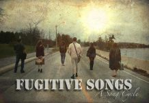 "The musical ""Fugitive Songs"" features 19 songs by six characters (played by Lucas DeLuca, Brenna Goldie, Caitlin Currie, Keely Wilson, Conner Clarken, and Erik Feldcamp) who are all fleeing from something or someone on a personal search for self-identity. The production runs from November 24 to December 3 at the Gordon Best Theatre in downtown Peterborough. (Photo: Caitlin Currie and Angel Haines)"
