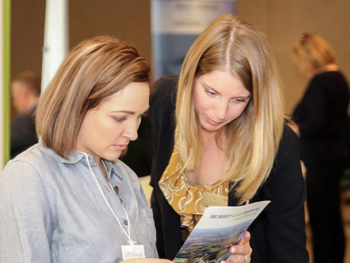 The Peterborough & the Kawarthas Funding Forum provides entrepreneurs with an opportunity to find out about all the programs, including funding, available for their business.   (Photo: Peterborough & the Kawarthas Economic Development)