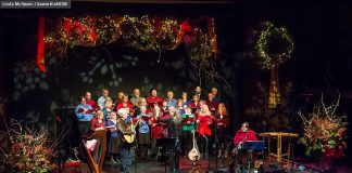 Get in the spirit of the holiday season and support the YES Shelter for Youth and Families by coming to the annual In From The Cold Christmas concert on December 8 and 9, 2017 at the Market Hall in Peterborough. (Photo: Linda McIlwain / kawarthaNOW
