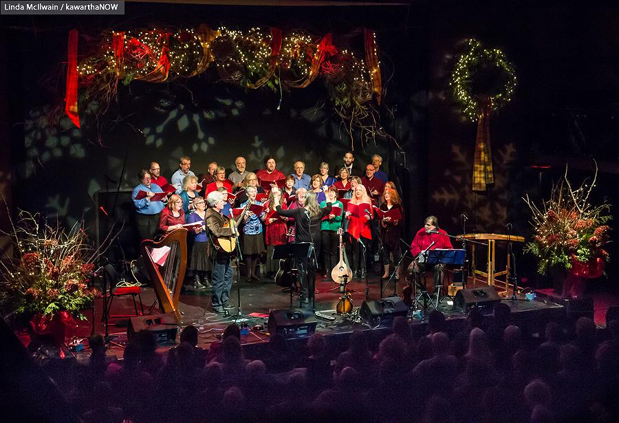 Christmas Concert.18th Annual In From The Cold Christmas Concert Returns On