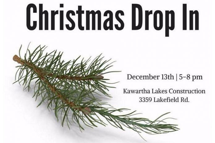 Christmas Drop In