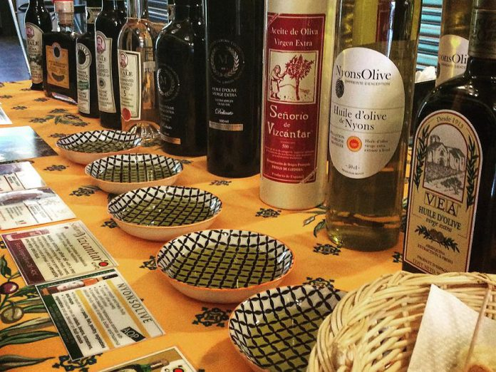 Delectable Fine Foods offers regular olive oil tastings. (Photo: Delectable Fine Foods)