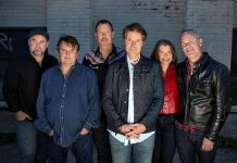The Jim Cuddy Band is one of several shows being presented in 2017/2018 by Showplace Performance Centre in downtown Peterborough. Cuddy and his band will be performing on March 19, 2018. (Publicity photo)