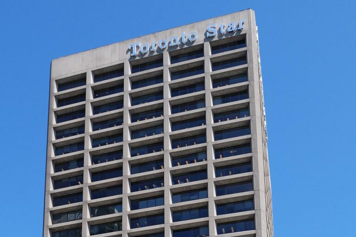Torstar Corp., the publisher of the Toronto Star, announced a deal to buy and sell ownership of a number of community papers with Postmedia Network Canada. Under the deal, Northumberland Today is closed and the Peterborough Examiner will be operated by Metroland Media, which already operates Peterborough This Week. (Photo: Wikipedia)