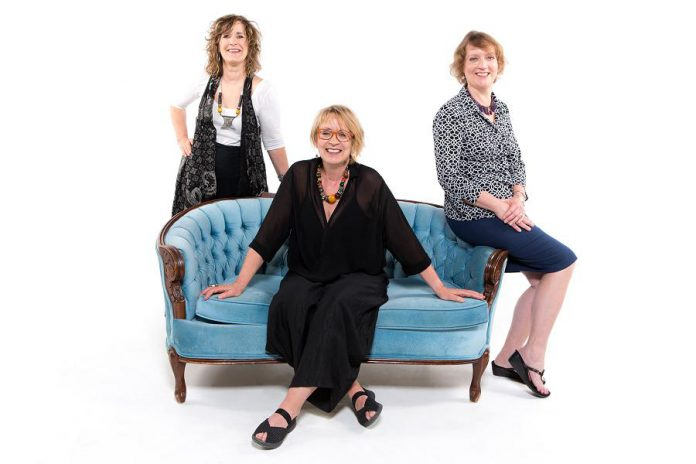 Owners Birgitta MacLeod, Jennifer Hardie and Bonnie Thomson are artists themselves. The trio only house Ontario-made art and crafts in their gallery and try to keep within a 100-mile radius of the gallery's location when searching for new work at art shows and studio tours. ((Photo: META4 Contemporary Craft Gallery)