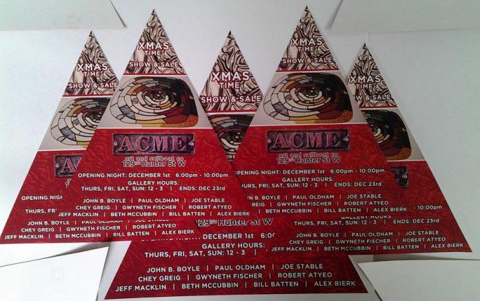 Acme Christmas show