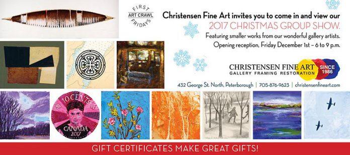 Christensen Christmas show